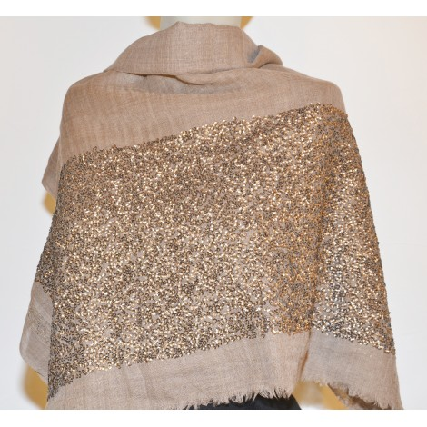 Shining stones: Wool - Silk